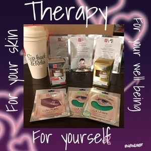 """☕️""""Sip Back & Relax"""" 🛀 Global Beauty Care"""